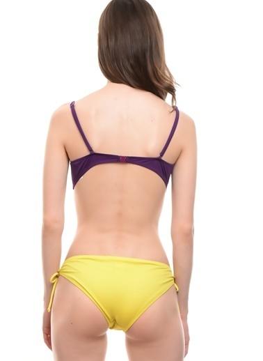 Limon Company Bikini Üst Mor